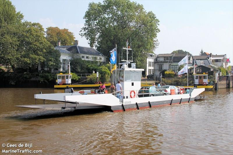 vessel AALST II IMO: 244740389,