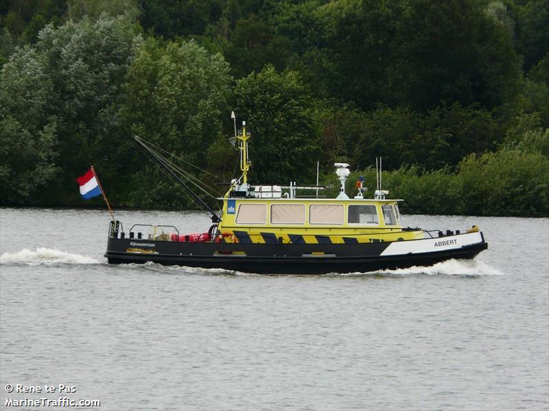 vessel ABBERT IMO: 244770327,