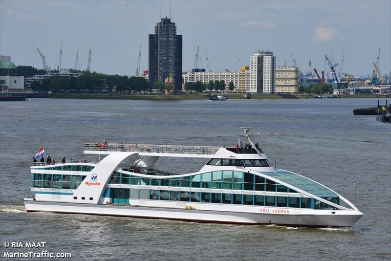 vessel ABEL TASMAN IMO: 244780356,