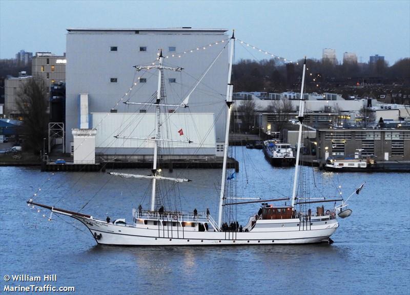 vessel ABEL TASMAN IMO: 244810550,