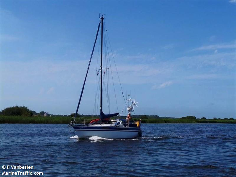 vessel AGAPORNIS IMO: 244820970,