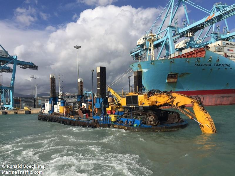 vessel ABEKO SERVER 1 IMO: 245589000,
