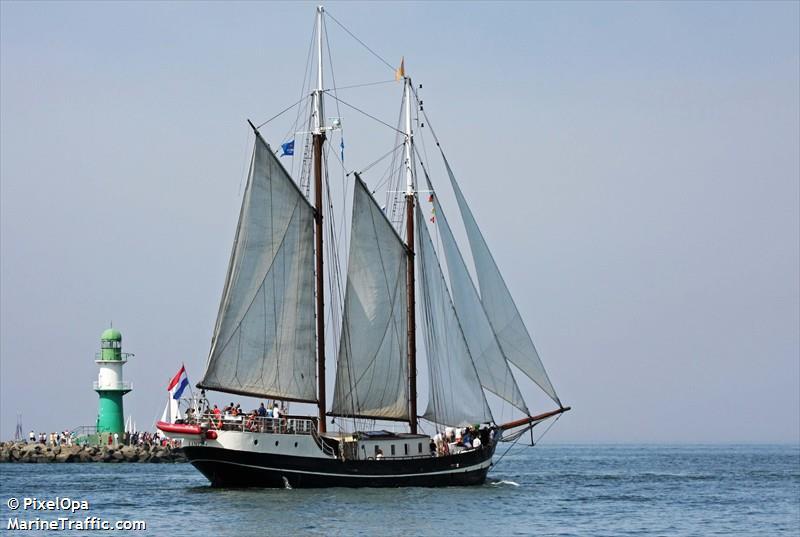 vessel ABEL TASMAN IMO: 245877000,