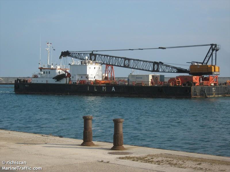 vessel AD3 IMO: 247229400,