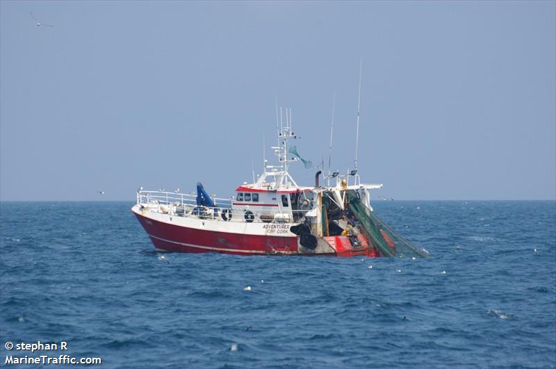 vessel ADVENTURER IMO: 250001028,