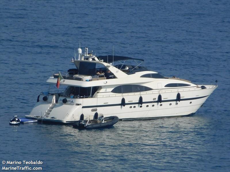 vessel ACCAMA DELTA IMO: 255804770,
