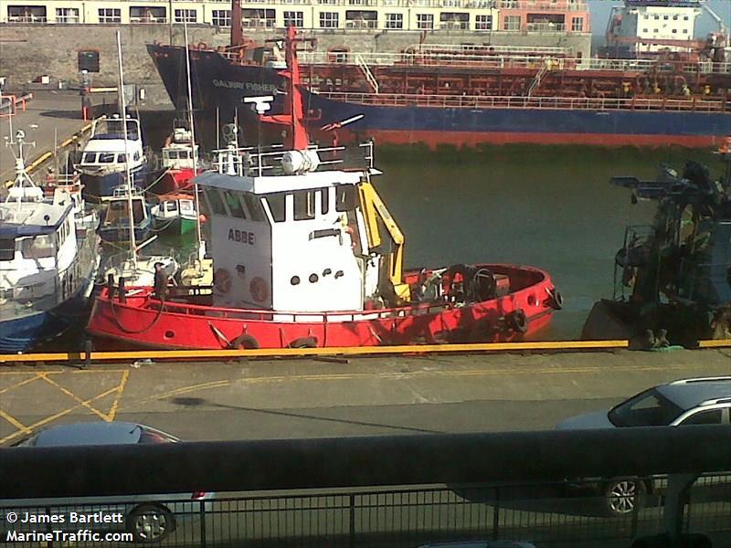 vessel ABBE IMO: 257002270,