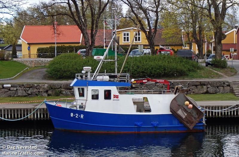 vessel AARVIKEN IMO: 257053940,