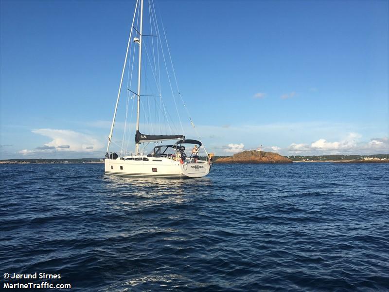 vessel ADELHEID II IMO: 257065880,
