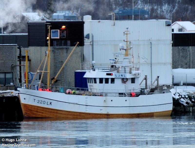 vessel AARVIKSAND IMO: 257458500,