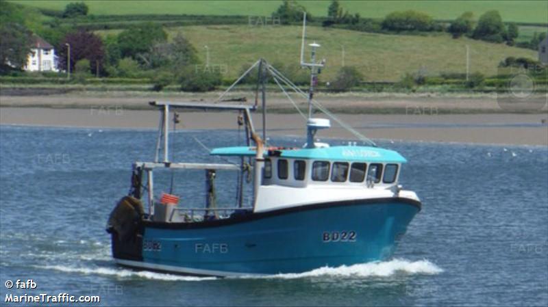 vessel AGANTHYR IMO: 257851900,
