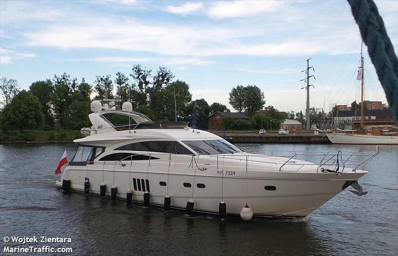 vessel AG IMO: 261013270,