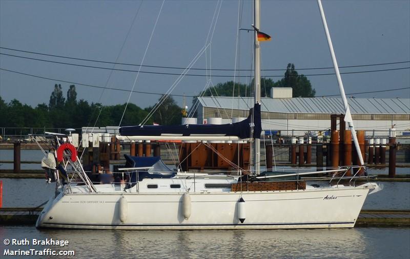 vessel AEOLUS IMO: 265782150,