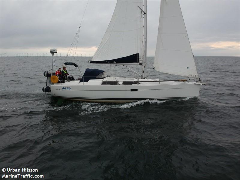vessel AD LIB IMO: 265786050,