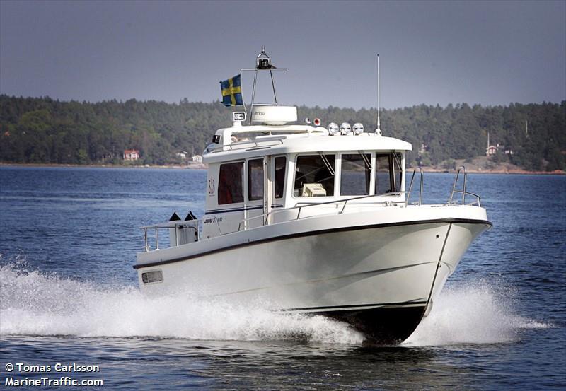 vessel AEGIR IMO: 265787870,