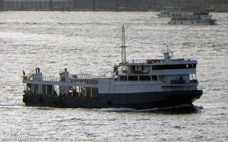 vessel ADALAR 1 IMO: 271001209,