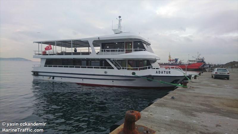 vessel ADATUR IMO: 271043560,