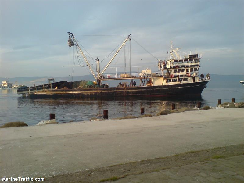 vessel ABANOZLAR IMO: 271056035,