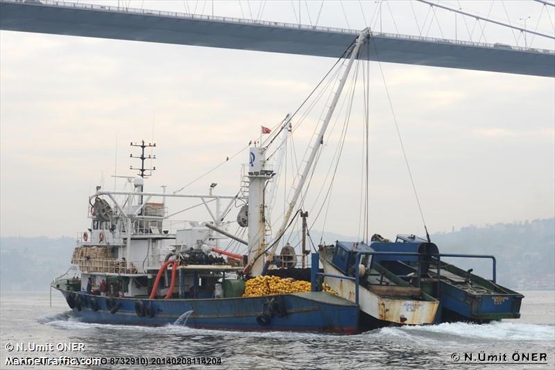 vessel AGAOGULLARI VI IMO: 271072165,