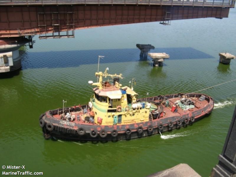 vessel ADZHIGOL IMO: 272116800,