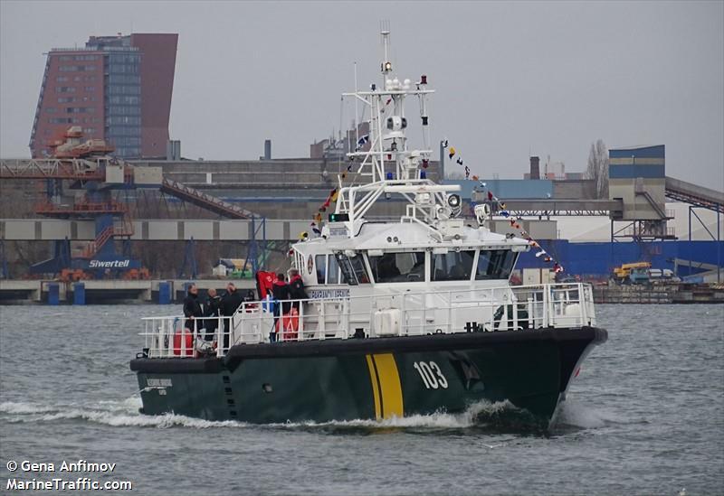 vessel A.BARAUSKAS IMO: 277533000,