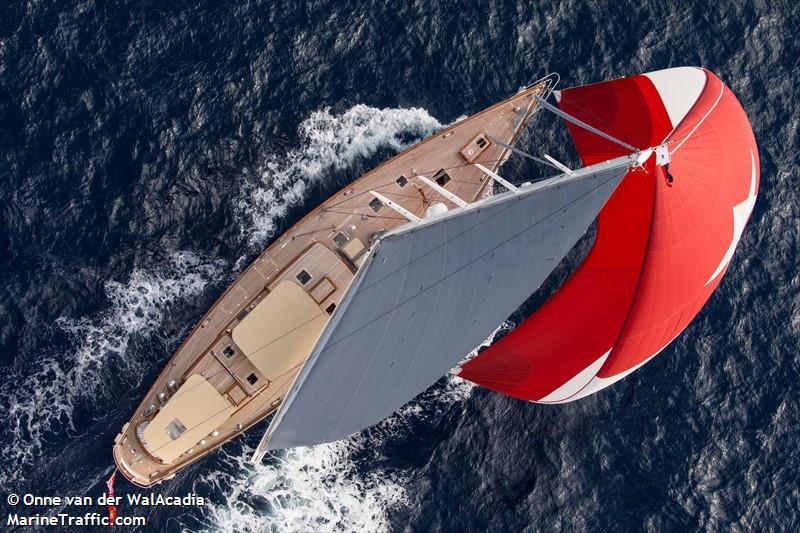 vessel ACADIA IMO: 319092700,