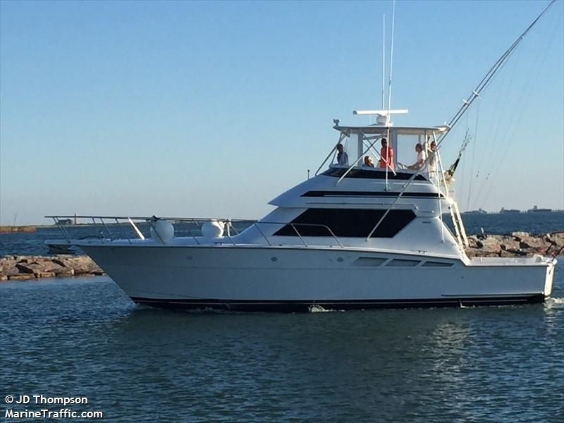 vessel A FRAYED KNOT IMO: 338184269,