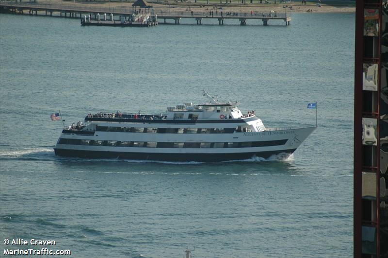 vessel ADVENTURE HORNBLOWER IMO: 366793760,
