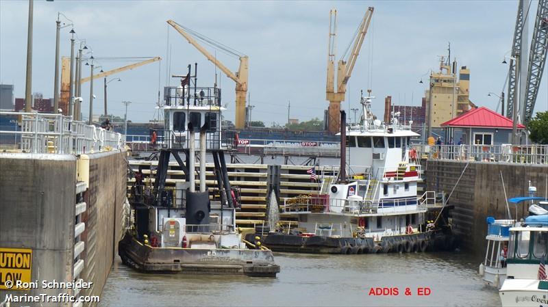 vessel ADDIS IMO: 366991860,