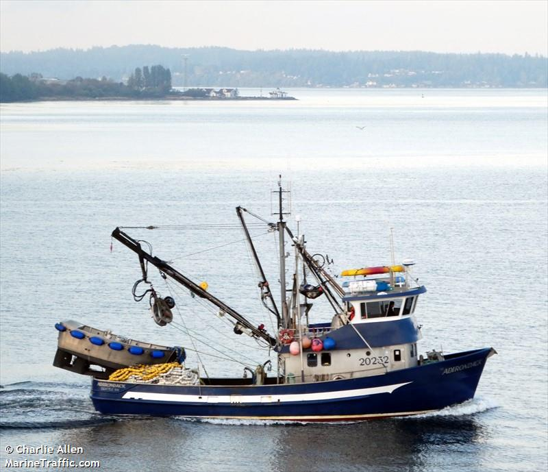 vessel ADIRONDACK IMO: 367112420,