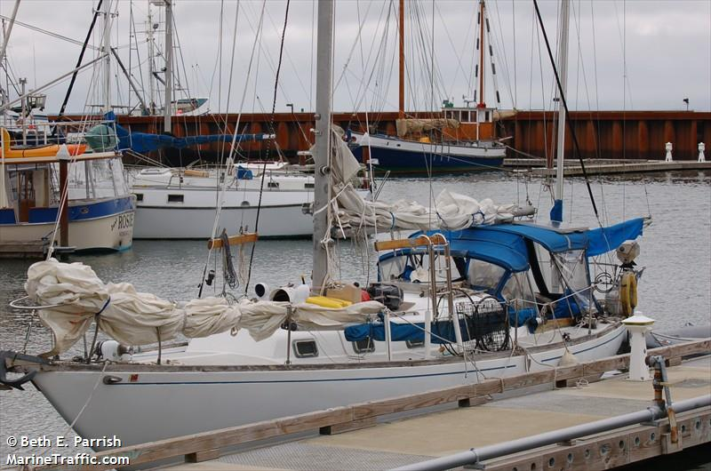 vessel AFRITA IMO: 367123450,