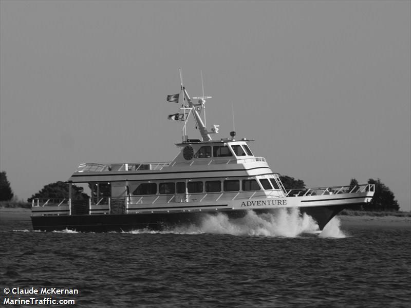 vessel ADVENTURE IMO: 367195440,