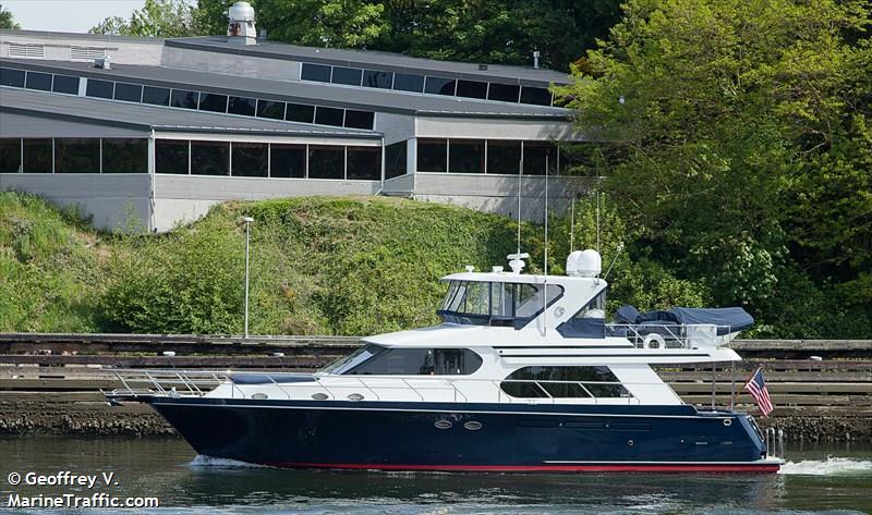 vessel ABBI BLEU IMO: 367477030,