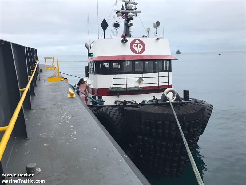 vessel A.N. TILLETT IMO: 367572390,