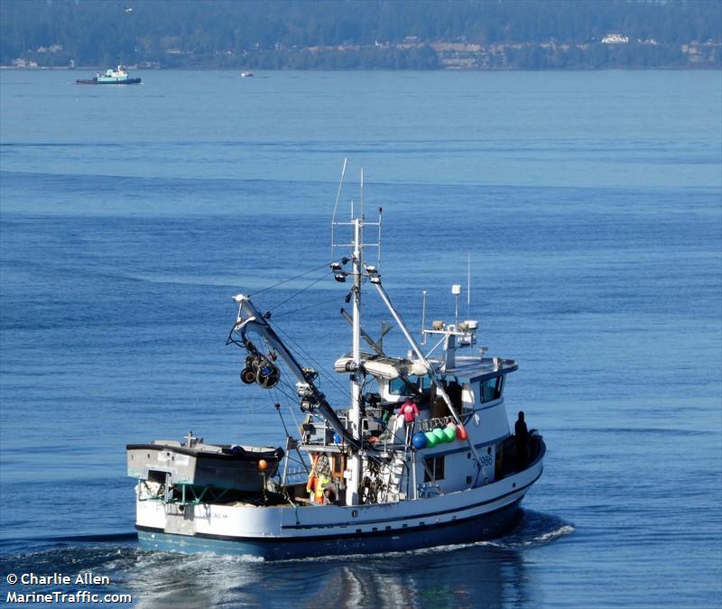 vessel ADMIRAL IMO: 367773040,