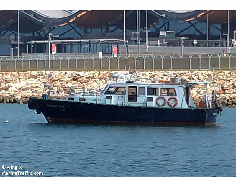 vessel ADVANTAGE 1 IMO: 477995614,