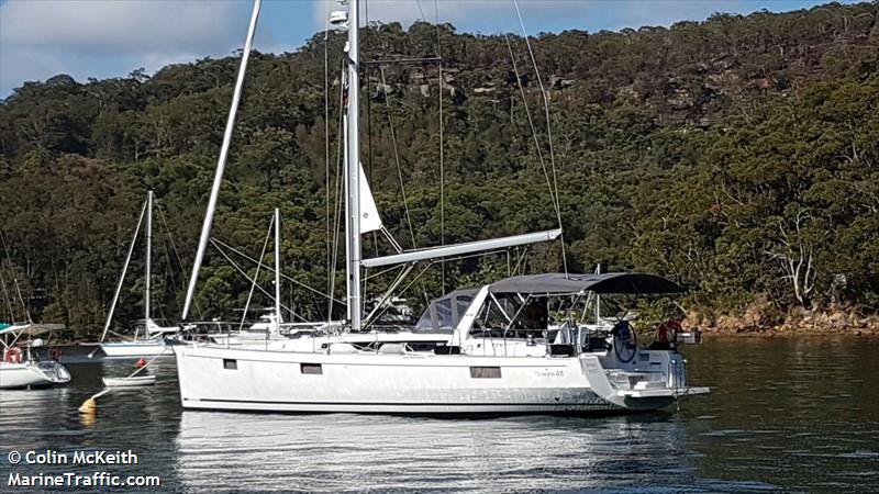 vessel AEOLUS IMO: 503046020,