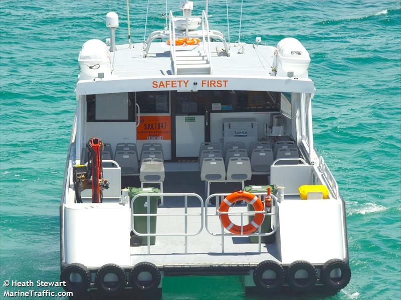 vessel ABWA LATITUDE IMO: 503577400,