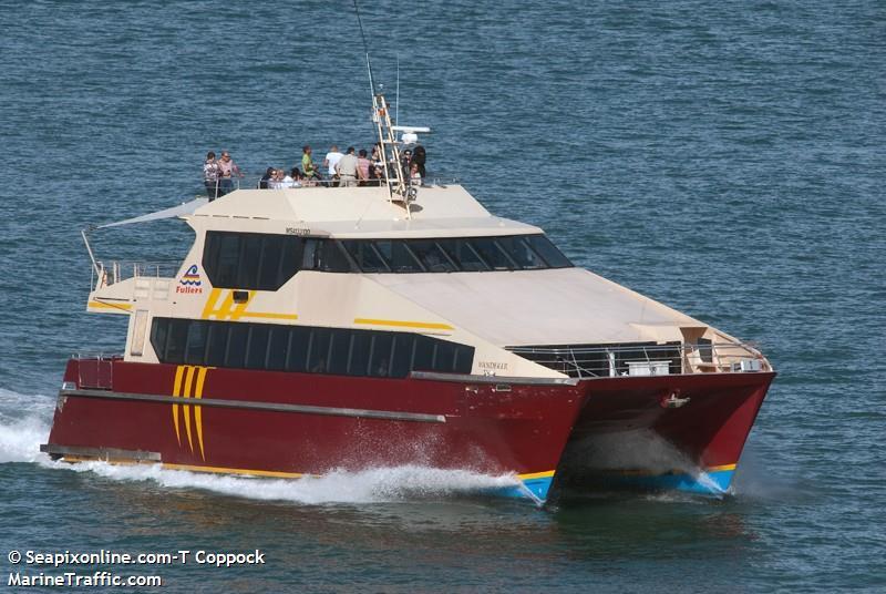 vessel ADVENTURER IMO: 512000027,