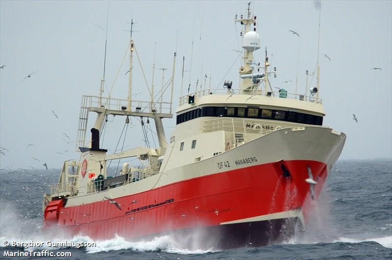 vessel VITYAZ IMO: 7212248, LRS, fishing