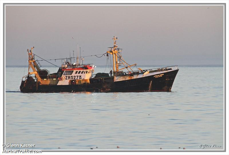 vessel AFRICAN QUEEN IMO: 7622429,