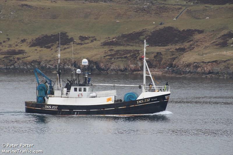 vessel ACORN INS 237 IMO: 7912707,