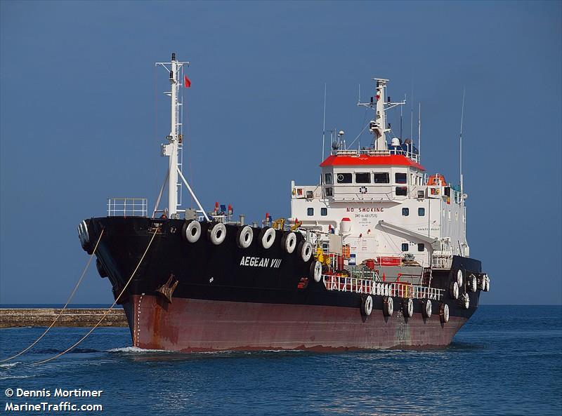 vessel AEGEAN VIII IMO: 8817576, BV