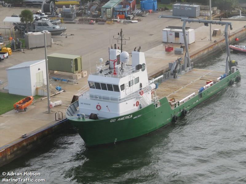 vessel GO AMERICA IMO: 8968181,