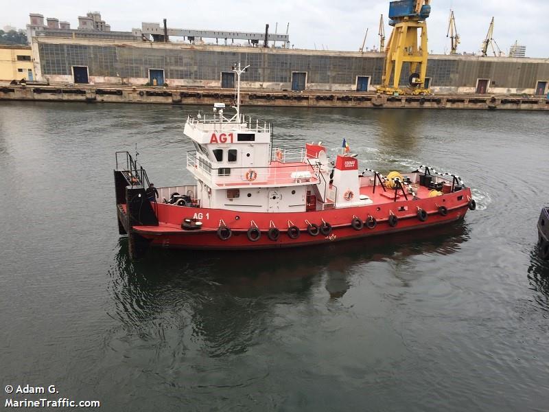 vessel AG1 IMO: 8969226,