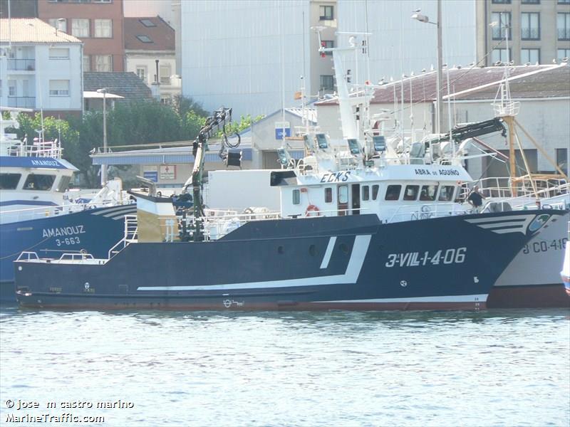 vessel ABRA DE AGUINO IMO: 9095228,