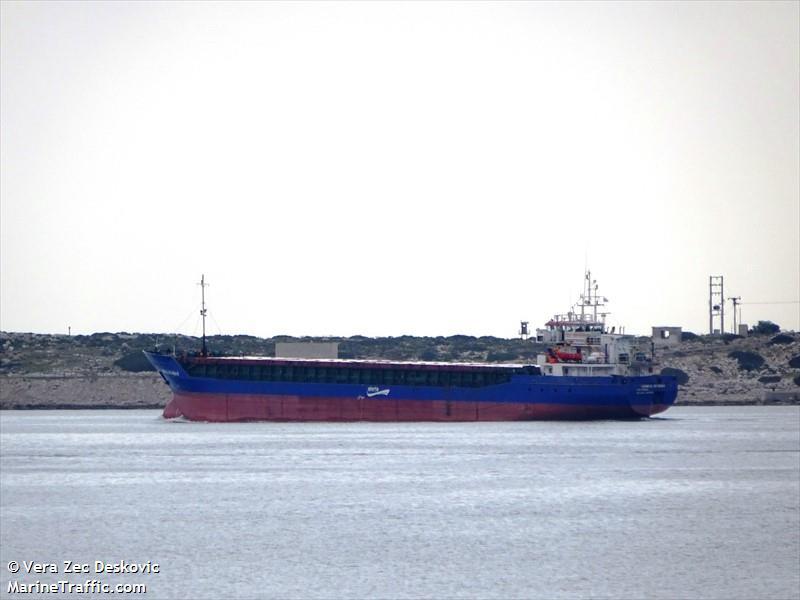 vessel ADMIRAL DE RIBAS IMO: 9106900,
