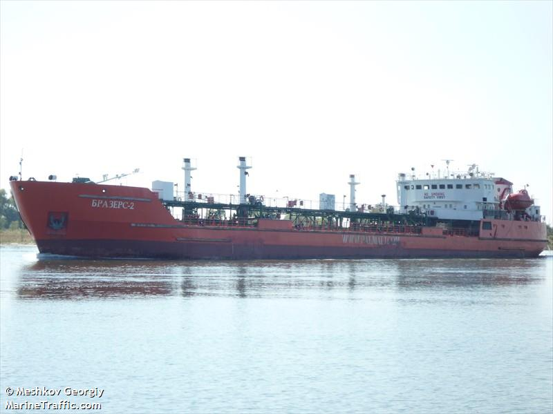 vessel BROTHERS 2 IMO: 9113276, RMRS