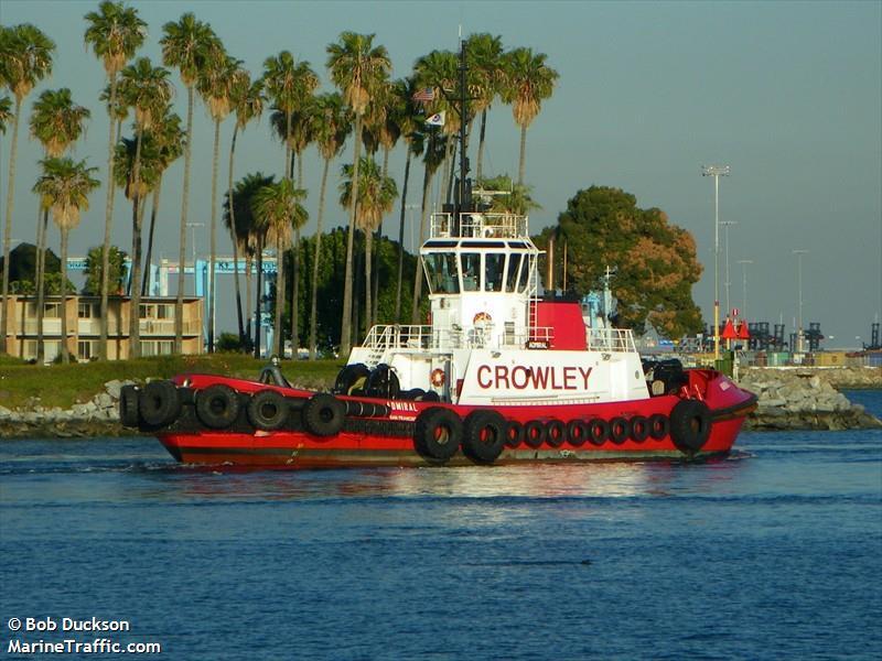 vessel ADMIRAL IMO: 9188544,