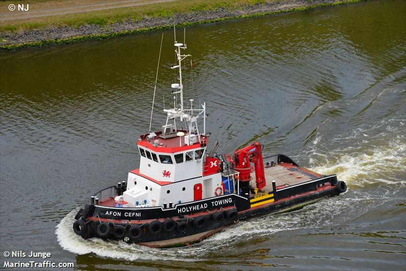 vessel AFON CEFNI IMO: 9258181, BV